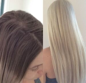 Affordable Mobile Hairdresser- Full foils package $110 inc Toner Broadbeach Gold Coast City Preview