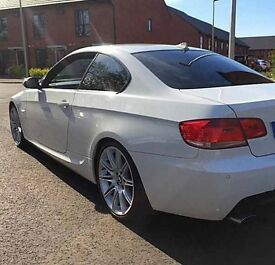BMW 320d M Sport Coupé