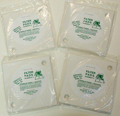 4 Buon Vino Super Jet Wine Filter Pads #3