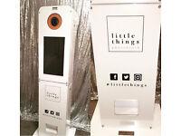 Photobooth(slimline selfie pod HIRE)