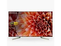 Sony Award Winning 55 Inch Premium 4K UHD Smart Android TV With Freesat Like New