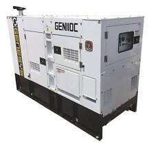 110 KVA Diesel Generator 415V - Cummins - Solar Power - 1500 RPM Sunnybank Hills Brisbane South West Preview