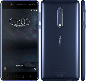 Nokia 3 & Nokia 5 Brand New Unlock Work With All Carrier