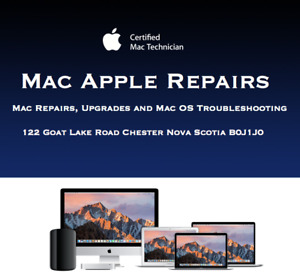 Apple Computer Repairs,  Refurbished MacBooks For Sale.