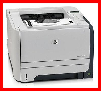 HP P2055dn Printer CE459A W/ NEW Toner / Drum -- REFURBISHED  - $159.95