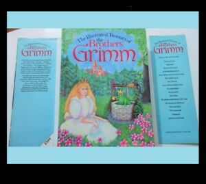 ~~THE ILLUSTRATED TREASURY of the BROTHERS GRIMM~~