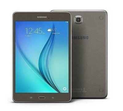 "Samsung Galaxy Tab A 8"" (SM-T350) - 16GB, Wi-Fi, White / Titanium - Tablet Only"