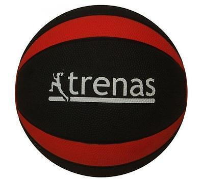 Grevinga® SCHOOL TRENAS Gummimedizinball PRO - Medizinball (4 kg) 106267-04