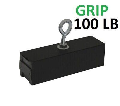 Grip Retrieving Magnet 100-lb Capacity Model 53425