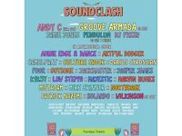 Soundclash tickets