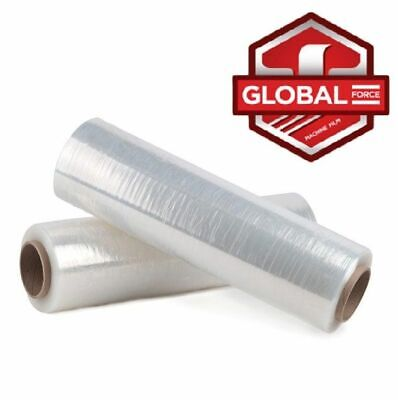20 X 6500 Stretch Wrap 70 Gauge Global Force Machine Film Pallet Of 40 Rolls