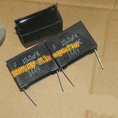 Ac350v 10uf Dc1000v Inverter Shutdown Film Capacitor High Voltage Capacitors