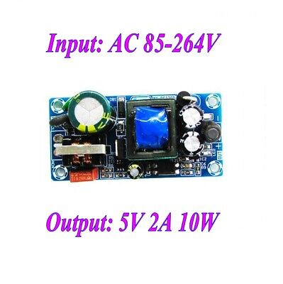 264v Switch - AC 85-264V to 5V 2A 10W Low Ripple Power Supply Board Switch Power Supply Module