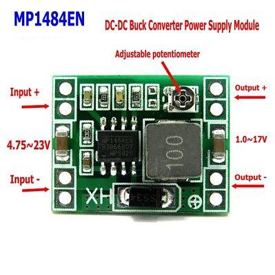 Dc-dc 4.2-23v To 3v 3.3v 5v 9v 12v 24v Buck Step-down Regulator Converter Module