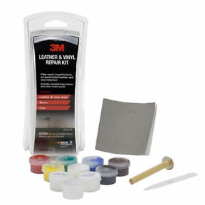 3M-Leather-Vinyl-Repair-Kit-Fix-Tears-Burns-Cuts-w-Color-Match-08579