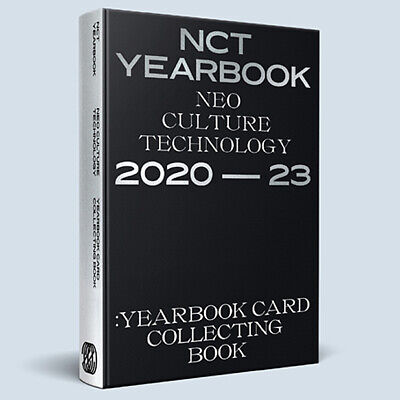NCT 2020 YEAR BOOK CARD COLLECTING BOOK (C.Book+Portrait Book+Photo Card+GIFT)