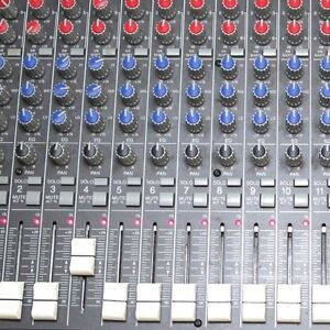 Non working Mixing Console