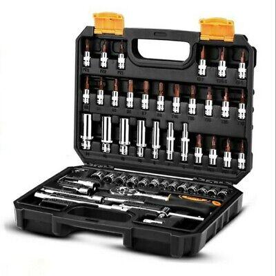 maletín de herramientas, caja herramientas, juego de carraca, juego llaves vaso.