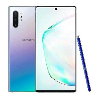 Samsung Galaxy Note10 Plus Note10 + N9750 Dual 12GB + 256GB Aura Glow genuíno