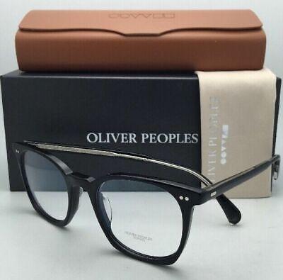 New OLIVER PEOPLES Eyeglasses L.A. COEN OV 5297U 1492 49-20 Black Frame w/ (Oliver Coen)