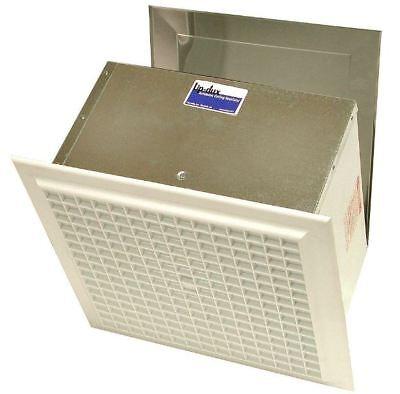 900CFM Evaporative Cooler Ceiling Exhaust Vent 14x7-1/4 Lowers Attic Temperature