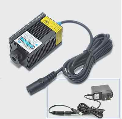 405nm 400mw High-power Adjustable Violet Laser Module Built By 500mw Diode