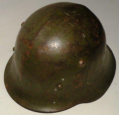 Bulgarian WWII Helmet Type B