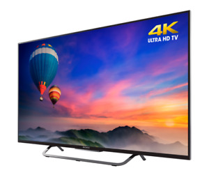 Sony XBR49X830C - 50inch 4K Android TV