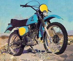 WANTED - YAMAHA IT 175 Parts  1977-1981