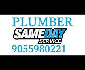 Pro Plumber/ SameDay Services/ Warranty