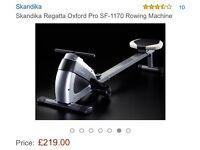 Skandika Reggata Oxford Pro SF-1170 Rowing Machine