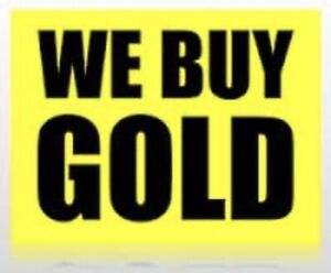 ****CASH FOR GOLD****80%-85% PAYOUT****WILL NEGOTIATE****