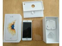 iPhone 6s 64GB Gold on EE EXCELLENT CONDITION