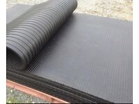 18mm Heavy Duty rubber gym/stable mats