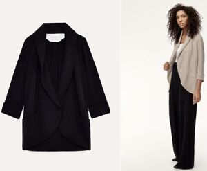Aritzia Wilfred Chevalier Jacket
