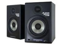 Perfect conduction alesis speakers studio £150