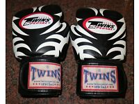 Twins Specials boxing gloves