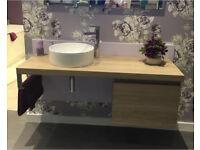 Bathroom sink&unit by Kohler