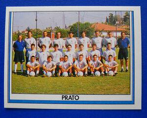 FIGURINA TUTTO CALCIO 93/94 - N. 501 - SQUADRA - PRATO - new - Italia - L'oggetto può essere restituito - Italia