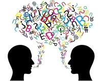 Learn conversation and social skills