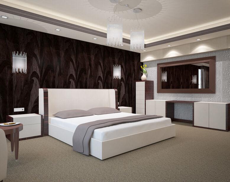 Schlafzimmereinrichtung leicht gemacht mit Schlafzimmersets