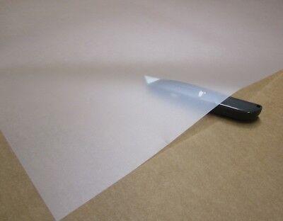 Polycarbonate Sheets 1 Side Matte Translucent Hazy .005 X 24 X 24 10 Unit