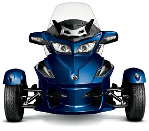 2012-CanAm-Can-Am-Spyder-RT-RT-S-Ltd-Service-Repair-Parts-Manual