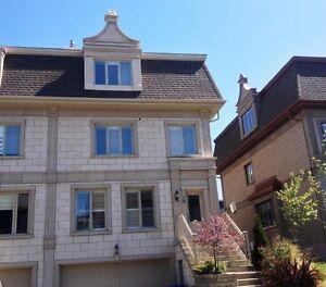 Maison grand semi-détachée Ile-des-Soeurs