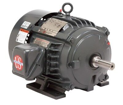 10 Hp Electric Motor 3 Phase 1800 215t Us Motors Tefc Inverter Duty