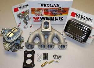 VW Rabbit Scirocco Dasher Weber Carburetor kit 8v 1.5, 1.6, 1.7, 1.8 engine