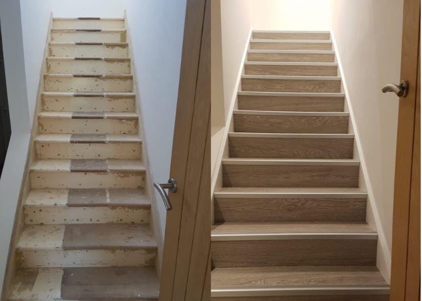 Laminate Floorengineered Wood Floorstaircases Kitchen