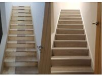 Laminate Floor,Engineered Wood Floor,Staircases ,Kitchen Installation