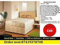 Brand New DOUBLE Dlvan Base MEMORY FOAM Bedding