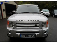 7 SEATS 2006 Land Rover Discovery 3 2.7TD V6 HSE